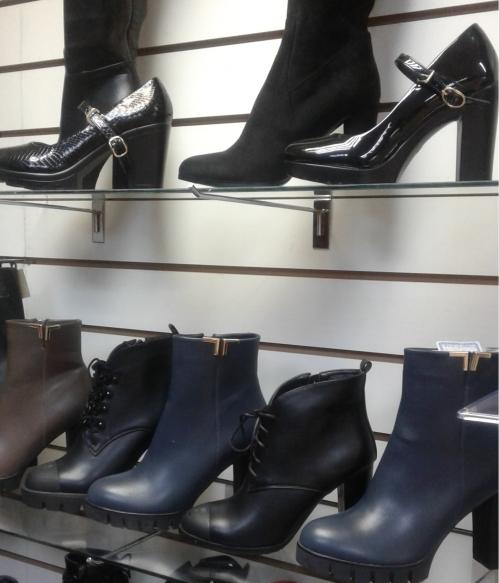 326fb8cbb Мужская, женская обувь — Торговый центр «Голубой огонек» в Омске